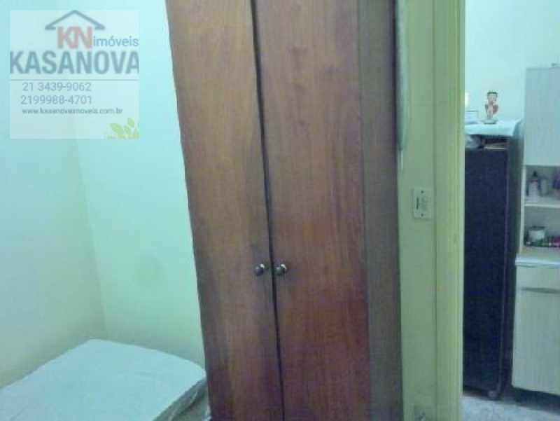 28 - Casa de Vila 4 quartos à venda Laranjeiras, Rio de Janeiro - R$ 950.000 - KSCV40001 - 29