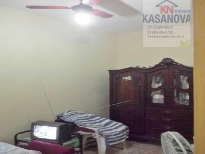 19 - Casa de Vila 4 quartos à venda Laranjeiras, Rio de Janeiro - R$ 950.000 - KSCV40001 - 20