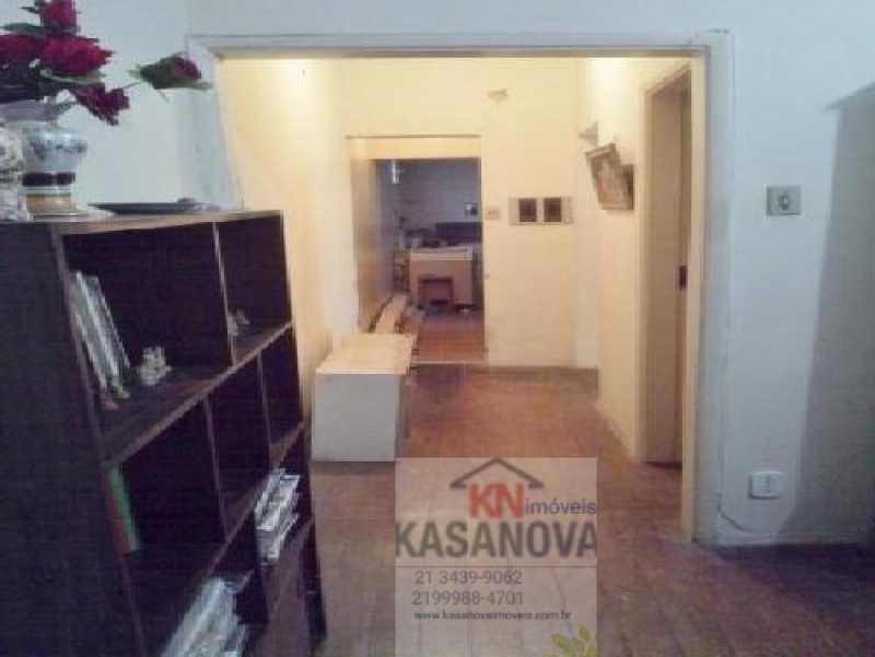 02 - Casa de Vila 4 quartos à venda Laranjeiras, Rio de Janeiro - R$ 950.000 - KSCV40001 - 3