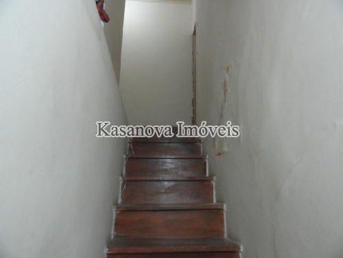 13 - Casa de Vila 4 quartos à venda Laranjeiras, Rio de Janeiro - R$ 950.000 - KSCV40001 - 14