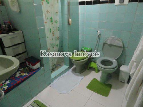 26 - Casa de Vila 4 quartos à venda Laranjeiras, Rio de Janeiro - R$ 950.000 - KSCV40001 - 27
