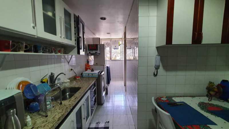 06 - Cobertura à venda Rua Cândido Mendes,Glória, Rio de Janeiro - R$ 1.350.000 - SK30069 - 7