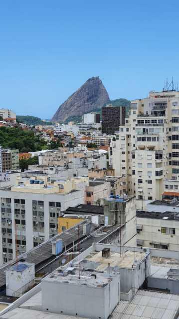 01 - Cobertura à venda Rua Cândido Mendes,Glória, Rio de Janeiro - R$ 1.350.000 - SK30069 - 1