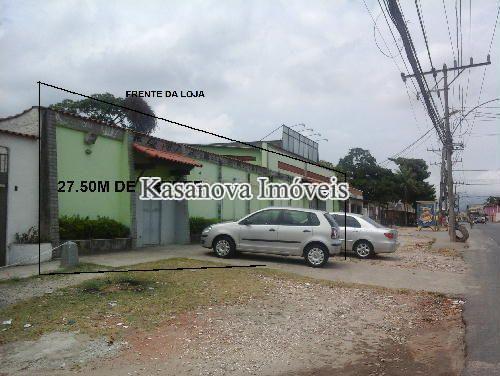 FOTO1 - Galpão 2700m² à venda Campo Grande, Rio de Janeiro - R$ 1.800.000 - SO00004 - 1