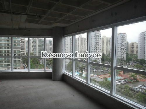 07 - Sala Comercial 34m² à venda Barra da Tijuca, Rio de Janeiro - R$ 340.000 - SS00084 - 8