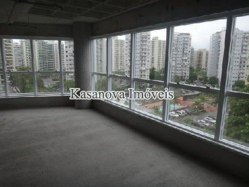 08 - Sala Comercial 34m² à venda Barra da Tijuca, Rio de Janeiro - R$ 340.000 - SS00084 - 9