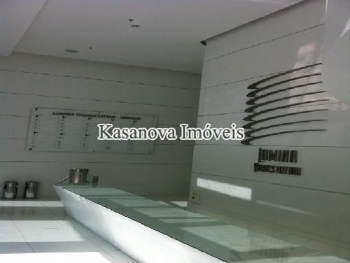 15 - Sala Comercial 34m² à venda Barra da Tijuca, Rio de Janeiro - R$ 340.000 - SS00084 - 16