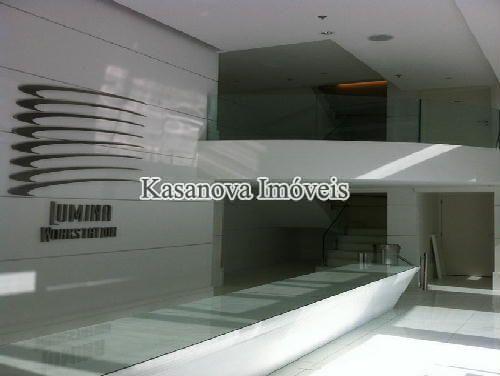 18 - Sala Comercial 34m² à venda Barra da Tijuca, Rio de Janeiro - R$ 340.000 - SS00084 - 19