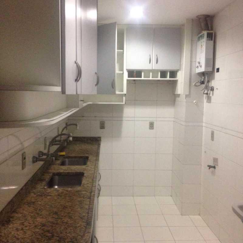 10 - Apartamento 2 quartos à venda Laranjeiras, Rio de Janeiro - R$ 780.000 - KSAP20003 - 11