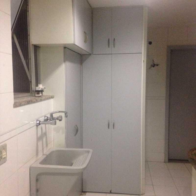 12 - Apartamento 2 quartos à venda Laranjeiras, Rio de Janeiro - R$ 780.000 - KSAP20003 - 13