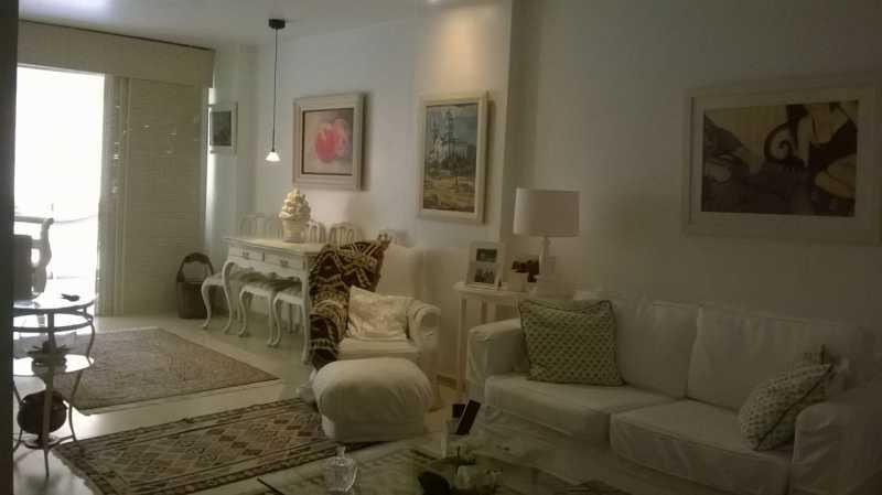 02 - Apartamento 2 quartos à venda Leblon, Rio de Janeiro - R$ 1.650.000 - KFAP20115 - 3
