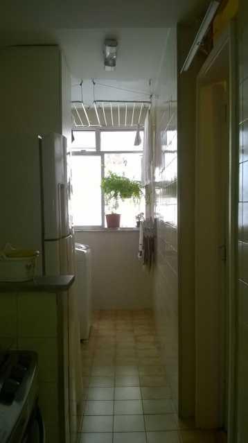 06 - Apartamento 2 quartos à venda Leblon, Rio de Janeiro - R$ 1.650.000 - KFAP20115 - 7