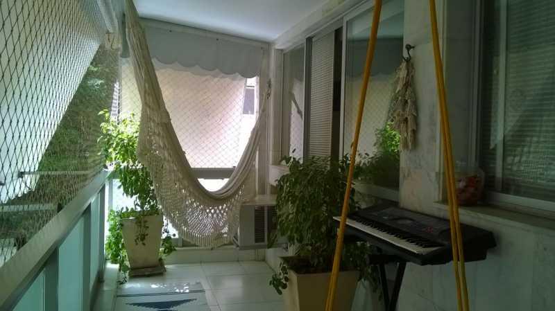 11 - Apartamento 2 quartos à venda Leblon, Rio de Janeiro - R$ 1.650.000 - KFAP20115 - 12
