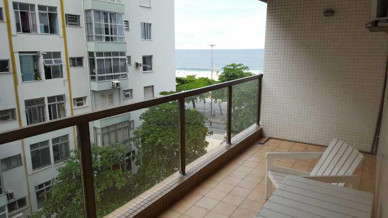 02 - Flat À VENDA, Copacabana, Rio de Janeiro, RJ - KFFL10002 - 3