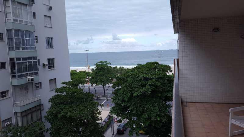 01 - Flat À VENDA, Copacabana, Rio de Janeiro, RJ - KFFL10002 - 1