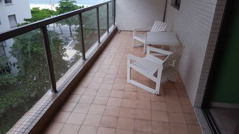 03 - Flat À VENDA, Copacabana, Rio de Janeiro, RJ - KFFL10002 - 4