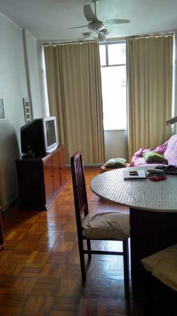 01 - Apartamento 1 quarto para alugar Flamengo, Rio de Janeiro - R$ 1.900 - KFAP10056 - 1