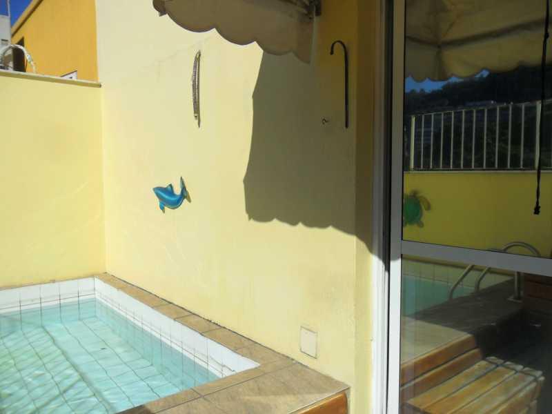 09 - Cobertura 4 quartos à venda Laranjeiras, Rio de Janeiro - R$ 1.400.000 - KSCO40002 - 11