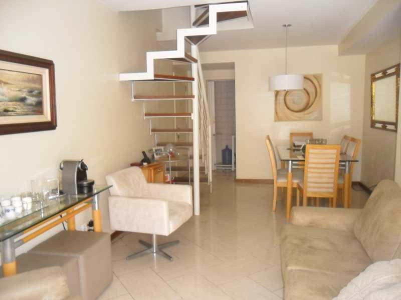 02 - Cobertura 4 quartos à venda Laranjeiras, Rio de Janeiro - R$ 1.400.000 - KSCO40002 - 4