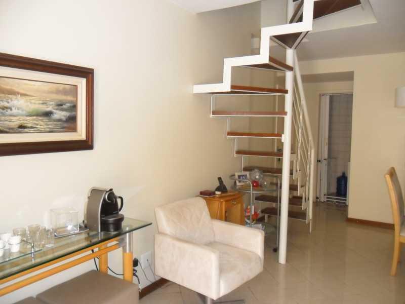 03 - Cobertura 4 quartos à venda Laranjeiras, Rio de Janeiro - R$ 1.400.000 - KSCO40002 - 5