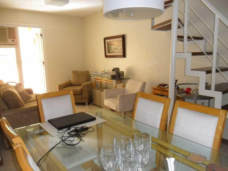 01 - Cobertura 4 quartos à venda Laranjeiras, Rio de Janeiro - R$ 1.400.000 - KSCO40002 - 3