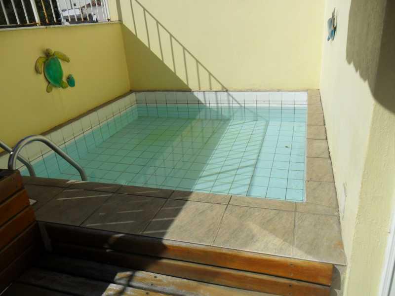08 - Cobertura 4 quartos à venda Laranjeiras, Rio de Janeiro - R$ 1.400.000 - KSCO40002 - 10