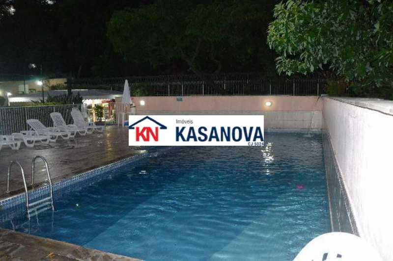 -------- - Cobertura 4 quartos à venda Laranjeiras, Rio de Janeiro - R$ 1.400.000 - KSCO40002 - 1