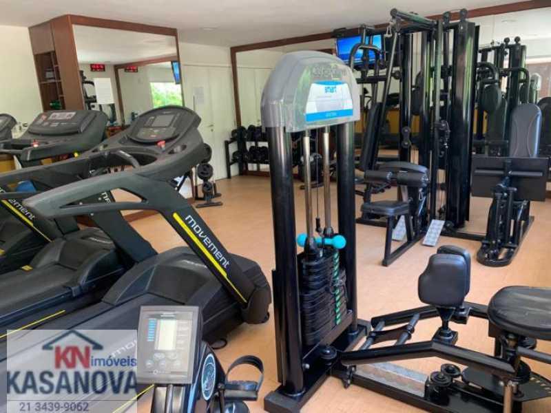 ----------- - Cobertura 4 quartos à venda Laranjeiras, Rio de Janeiro - R$ 1.400.000 - KSCO40002 - 29