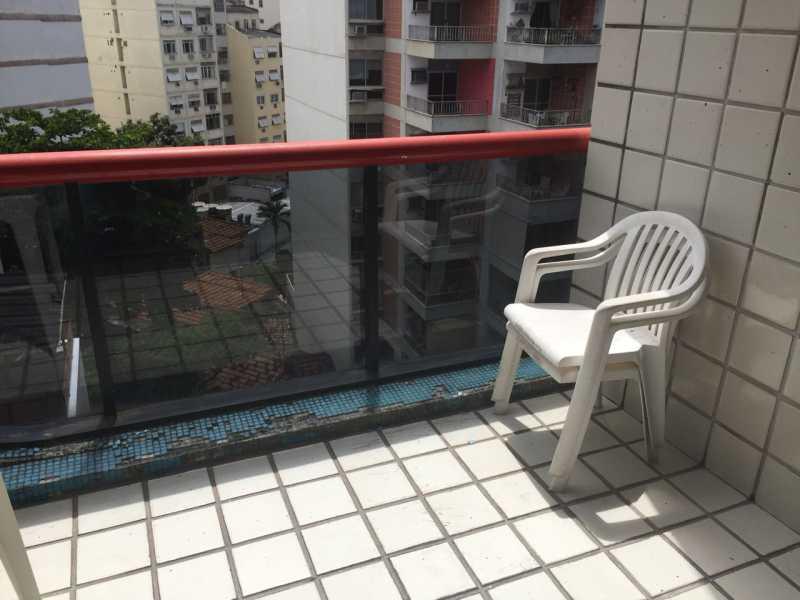 01 - Apartamento 1 quarto à venda Flamengo, Rio de Janeiro - R$ 790.000 - KFAP10104 - 1