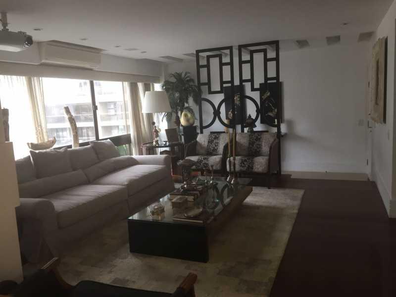 02 - Apartamento À VENDA, Leblon, Rio de Janeiro, RJ - KSAP40009 - 3