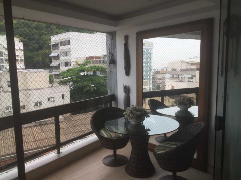 01 - Apartamento À VENDA, Leblon, Rio de Janeiro, RJ - KSAP40009 - 1