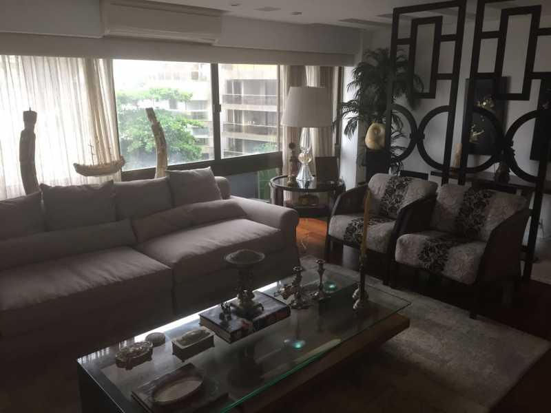 06 - Apartamento À VENDA, Leblon, Rio de Janeiro, RJ - KSAP40009 - 7