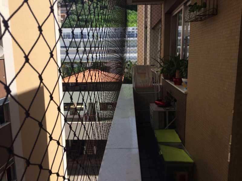 16 - Apartamento À VENDA, Grajaú, Rio de Janeiro, RJ - KFAP20153 - 17