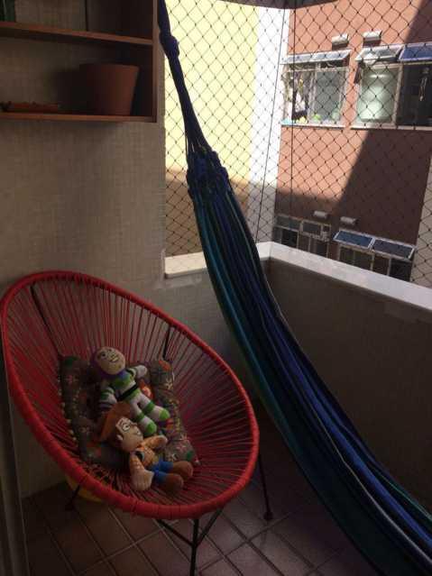 04 - Apartamento À VENDA, Grajaú, Rio de Janeiro, RJ - KFAP20153 - 5