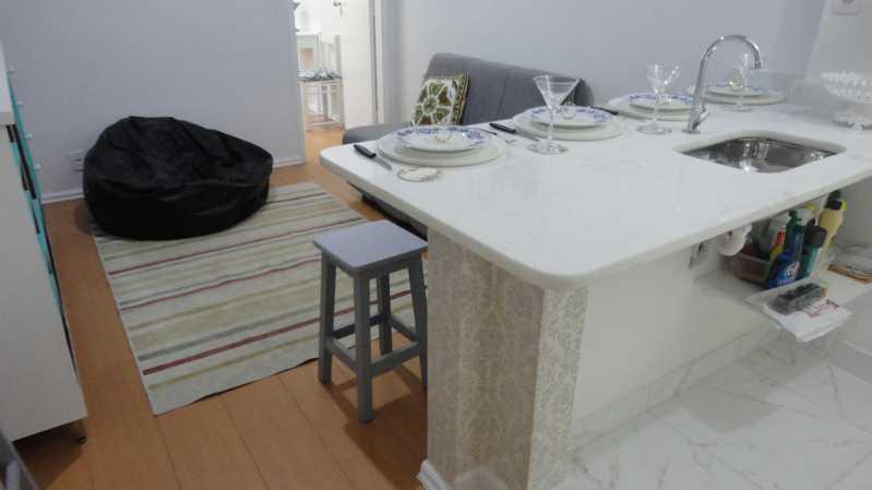 03 - Apartamento Botafogo, Rio de Janeiro, RJ À Venda, 1 Quarto, 46m² - KFAP10080 - 4