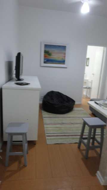 01 - Apartamento Botafogo, Rio de Janeiro, RJ À Venda, 1 Quarto, 46m² - KFAP10080 - 1