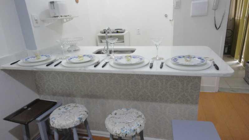 05 - Apartamento Botafogo, Rio de Janeiro, RJ À Venda, 1 Quarto, 46m² - KFAP10080 - 6