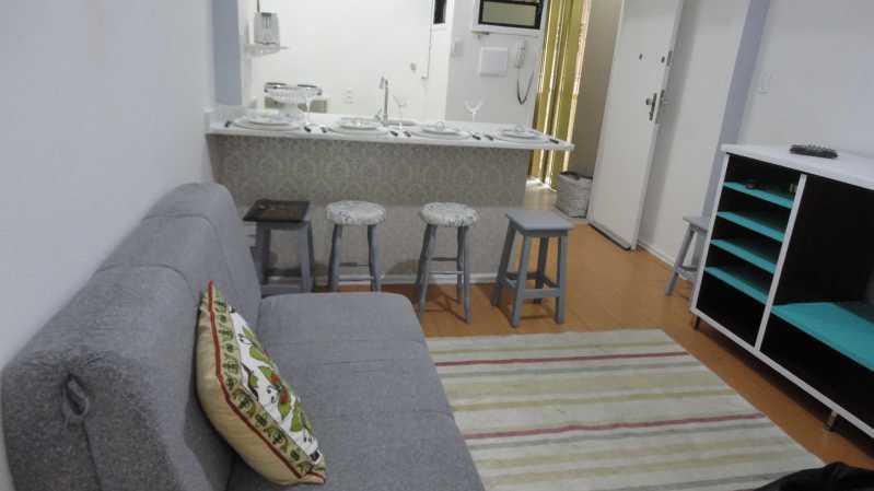 04 - Apartamento Botafogo, Rio de Janeiro, RJ À Venda, 1 Quarto, 46m² - KFAP10080 - 5