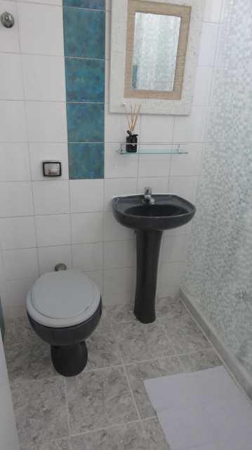 13 - Apartamento Botafogo, Rio de Janeiro, RJ À Venda, 1 Quarto, 46m² - KFAP10080 - 14
