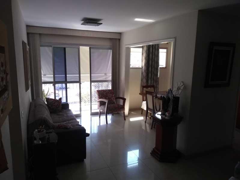 01 - Cobertura 3 quartos à venda Tijuca, Rio de Janeiro - R$ 1.100.000 - KFCO30008 - 1