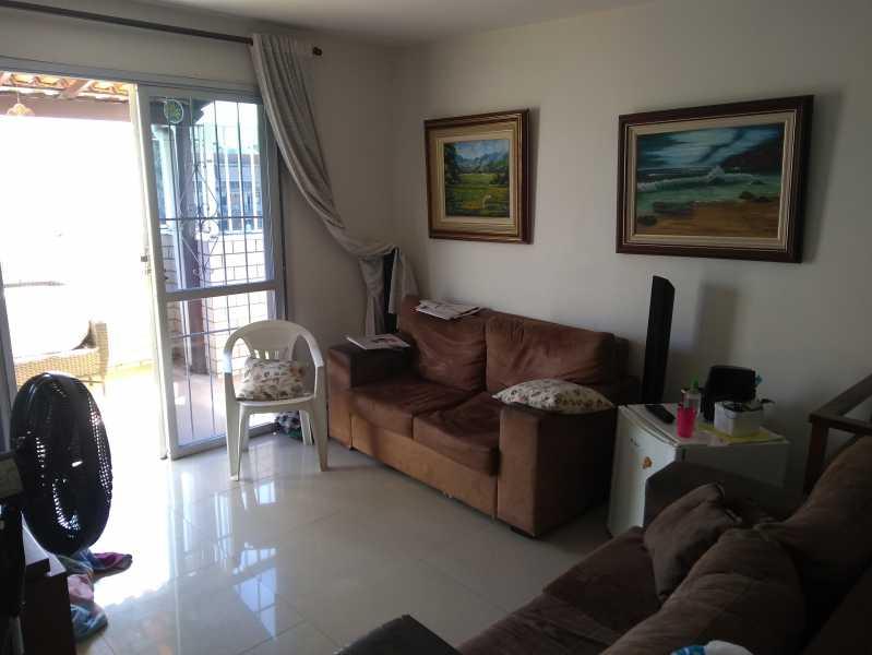 04 - Cobertura 3 quartos à venda Tijuca, Rio de Janeiro - R$ 1.100.000 - KFCO30008 - 5