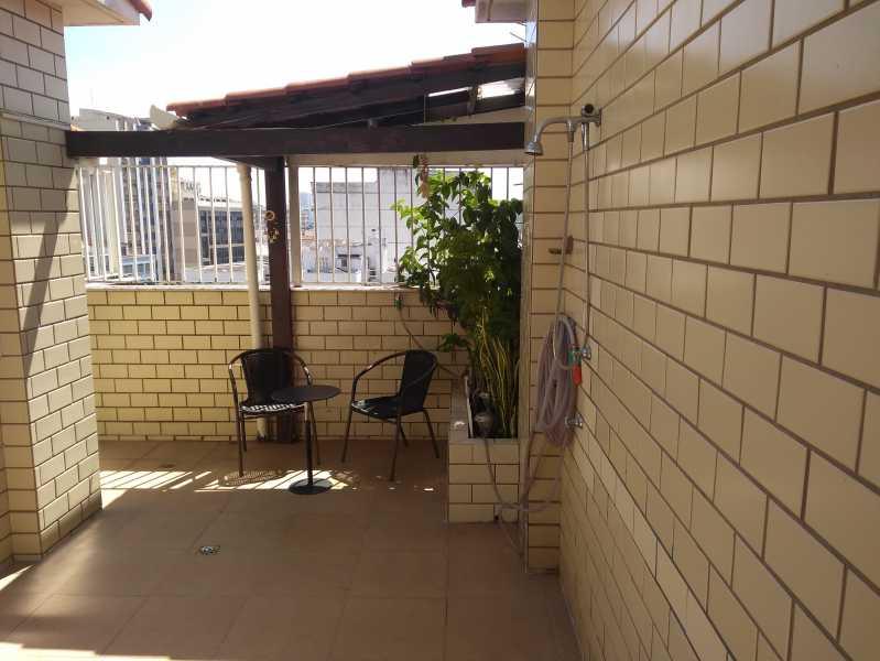 07 - Cobertura 3 quartos à venda Tijuca, Rio de Janeiro - R$ 1.100.000 - KFCO30008 - 8