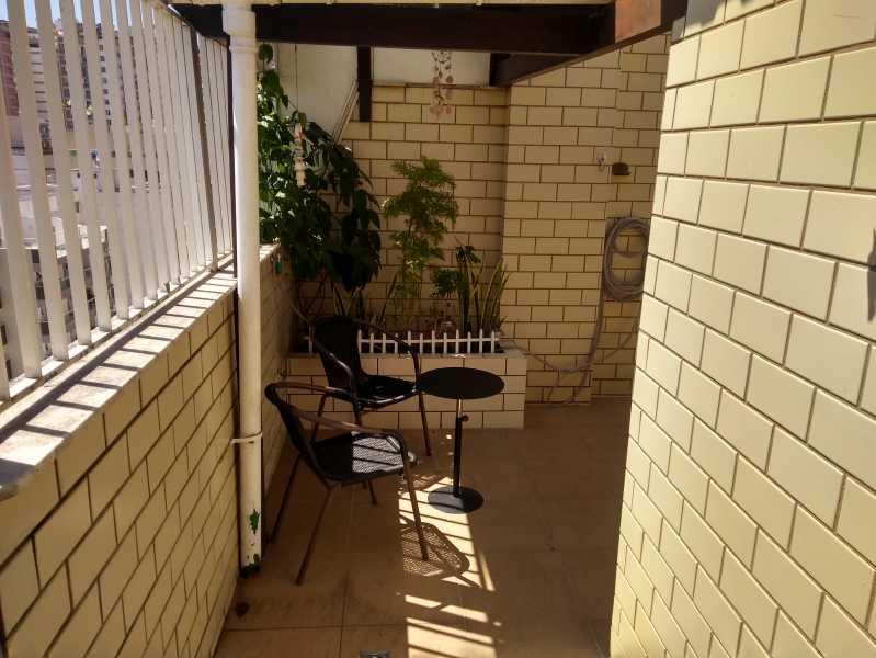 08 - Cobertura 3 quartos à venda Tijuca, Rio de Janeiro - R$ 1.100.000 - KFCO30008 - 9