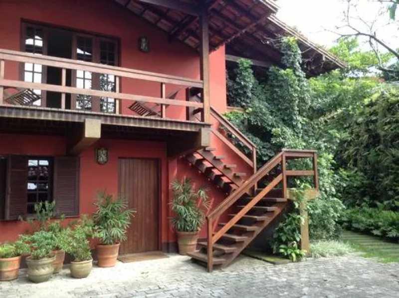 IMG-20180404-WA0006 - Casa 3 quartos à venda Laranjeiras, Rio de Janeiro - R$ 4.600.000 - KFCA30018 - 1
