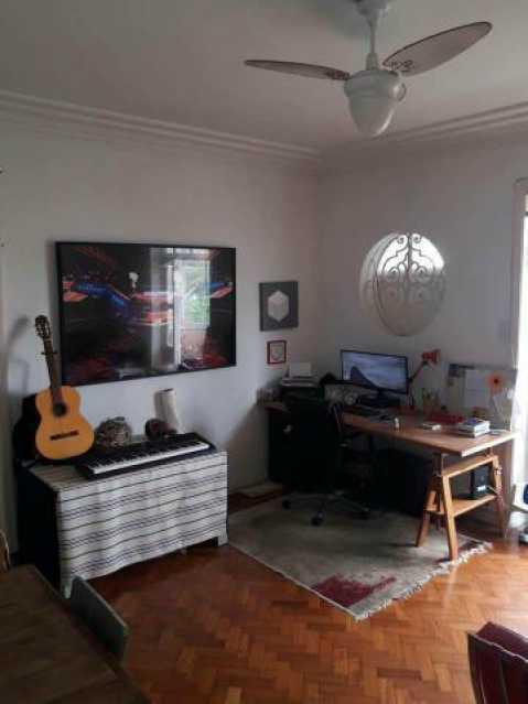 01 - Apartamento 1 quarto à venda Catete, Rio de Janeiro - R$ 550.000 - KSAP10030 - 1
