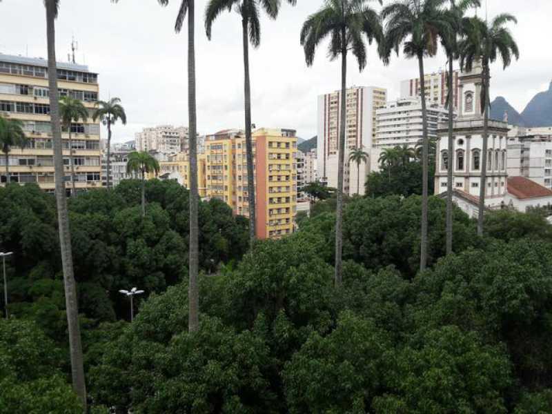 02 - Apartamento 1 quarto à venda Catete, Rio de Janeiro - R$ 550.000 - KSAP10030 - 3