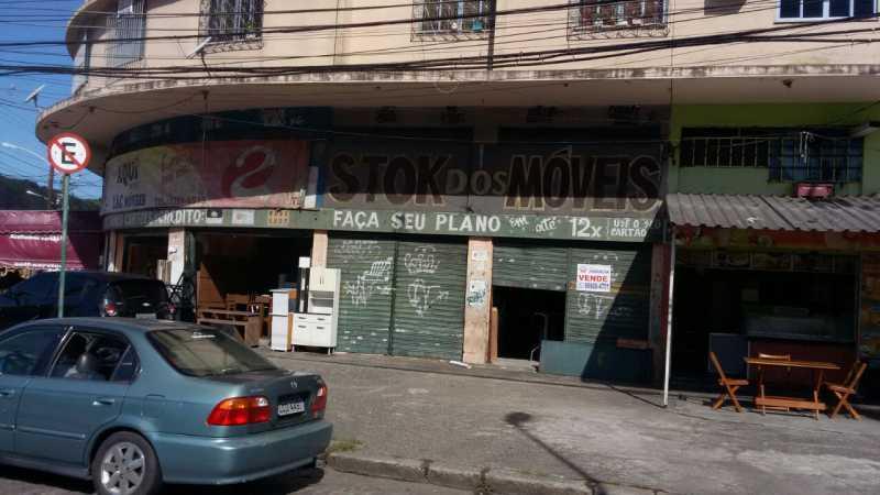 01 - Loja 230m² para venda e aluguel Vicente de Carvalho, Rio de Janeiro - R$ 600.000 - KSLJ00003 - 1