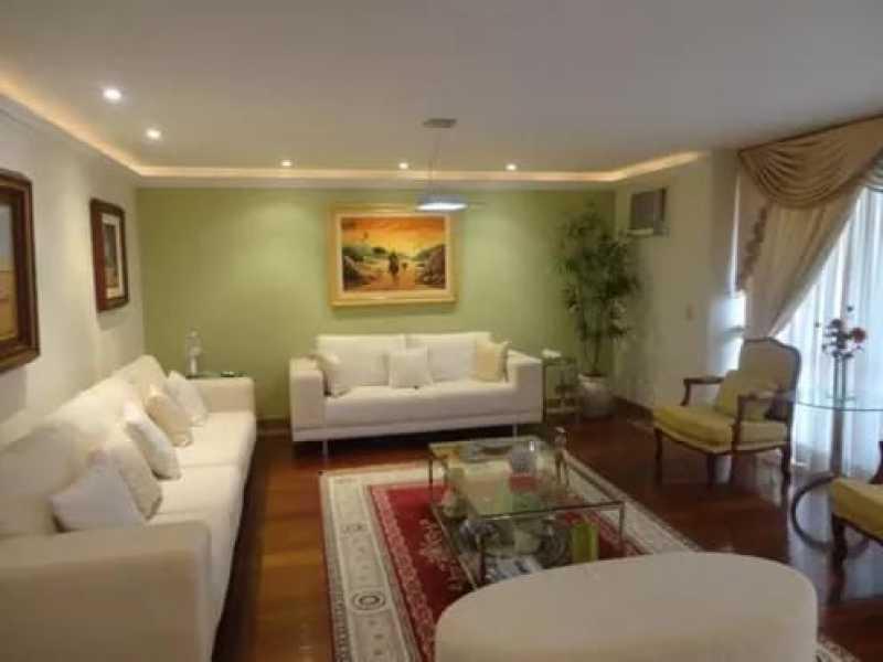 01 - Cobertura à venda Urca, Rio de Janeiro - R$ 5.900.000 - KFCO00001 - 1