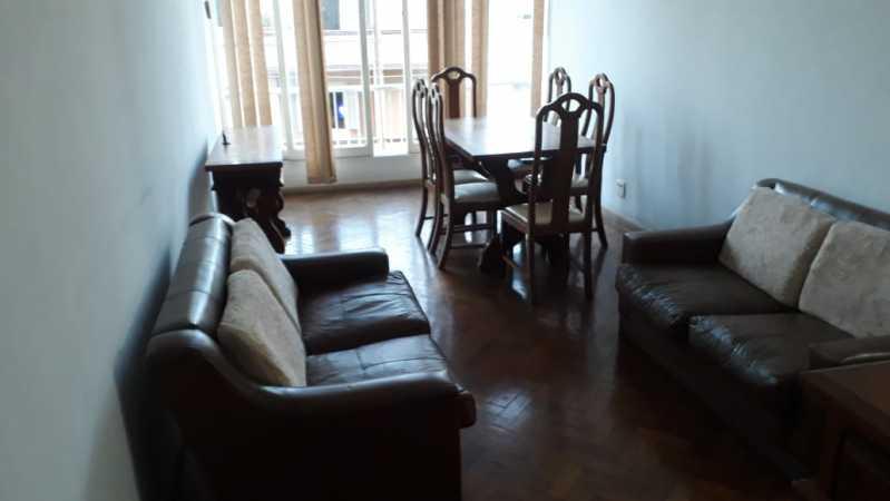 01 - Apartamento 3 quartos à venda Botafogo, Rio de Janeiro - R$ 730.000 - KFAP30131 - 1