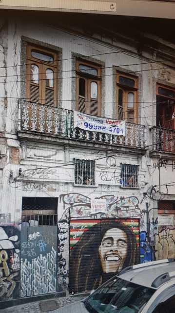 IMG - Sobrado 20 quartos à venda Centro, Rio de Janeiro - R$ 700.000 - KSSO200001 - 1